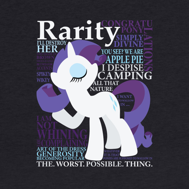 Many Words of Rarity